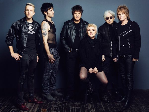 Blondie - Stream the brand-new 'Ghosts of Download' and 'Deluxe Redux,' a rerecorded collection of the band's greatest hits