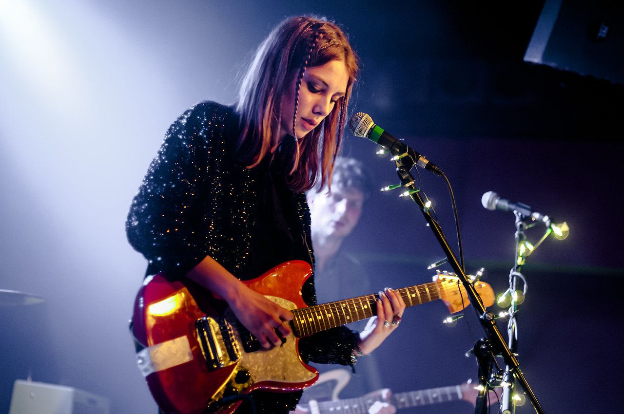 Wolf Alice just uploaded a new public set Wolf Alice - Creature Songs.