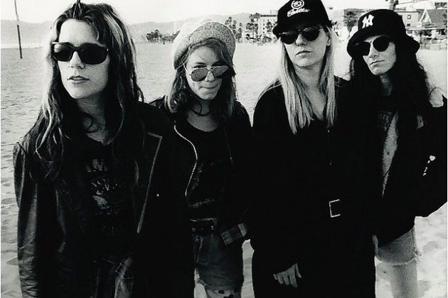 L7 Live Bootlegs : Europe 1992