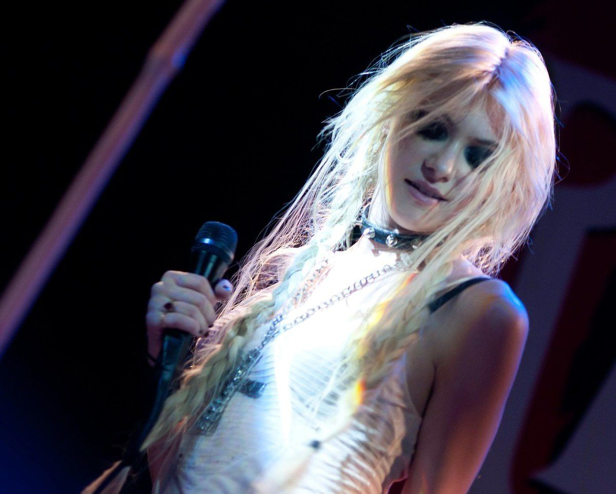 The Pretty Reckless at Rock am Ring Festival 2014