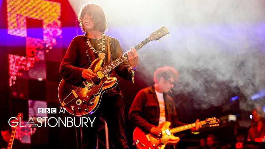 The Brian Jonestown Massacre - Live Bootleg @ Glastonbury Festival, England, 29-06-2014