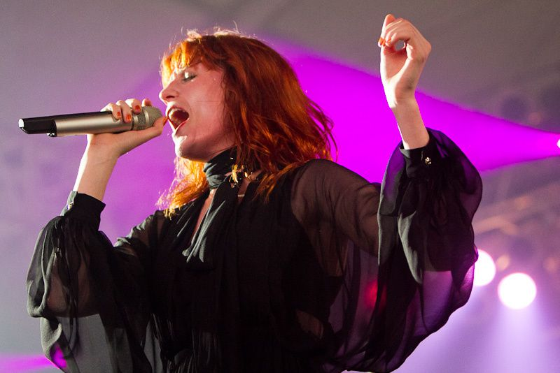 Florence And The Machine - Live Bootleg @ Bonnaroo Music &amp&#x3B; Arts Festival, USA