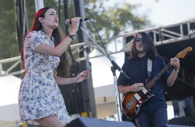 Cults - Live Bootleg @ Austin City Limits Festival, USA, 12-10-2014