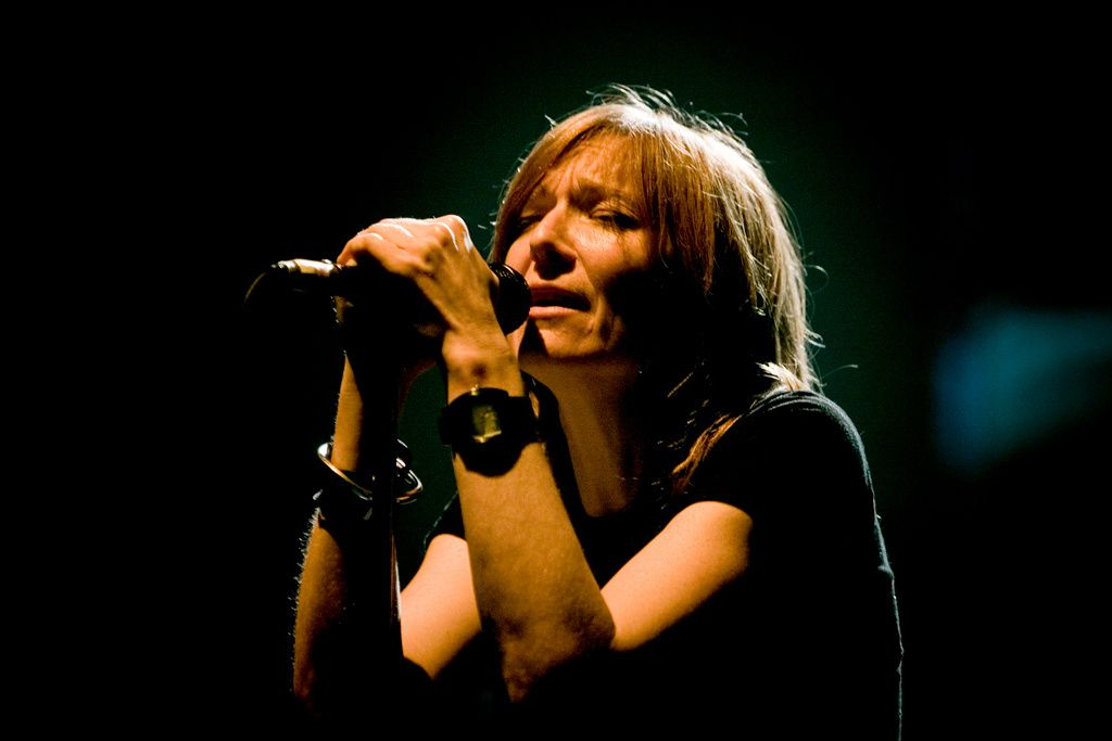 Beth Gibbons &amp&#x3B; Rustin Man - Live Bootleg @ Paleo Festival, Switzerland, 2003 The voice of Portishead !