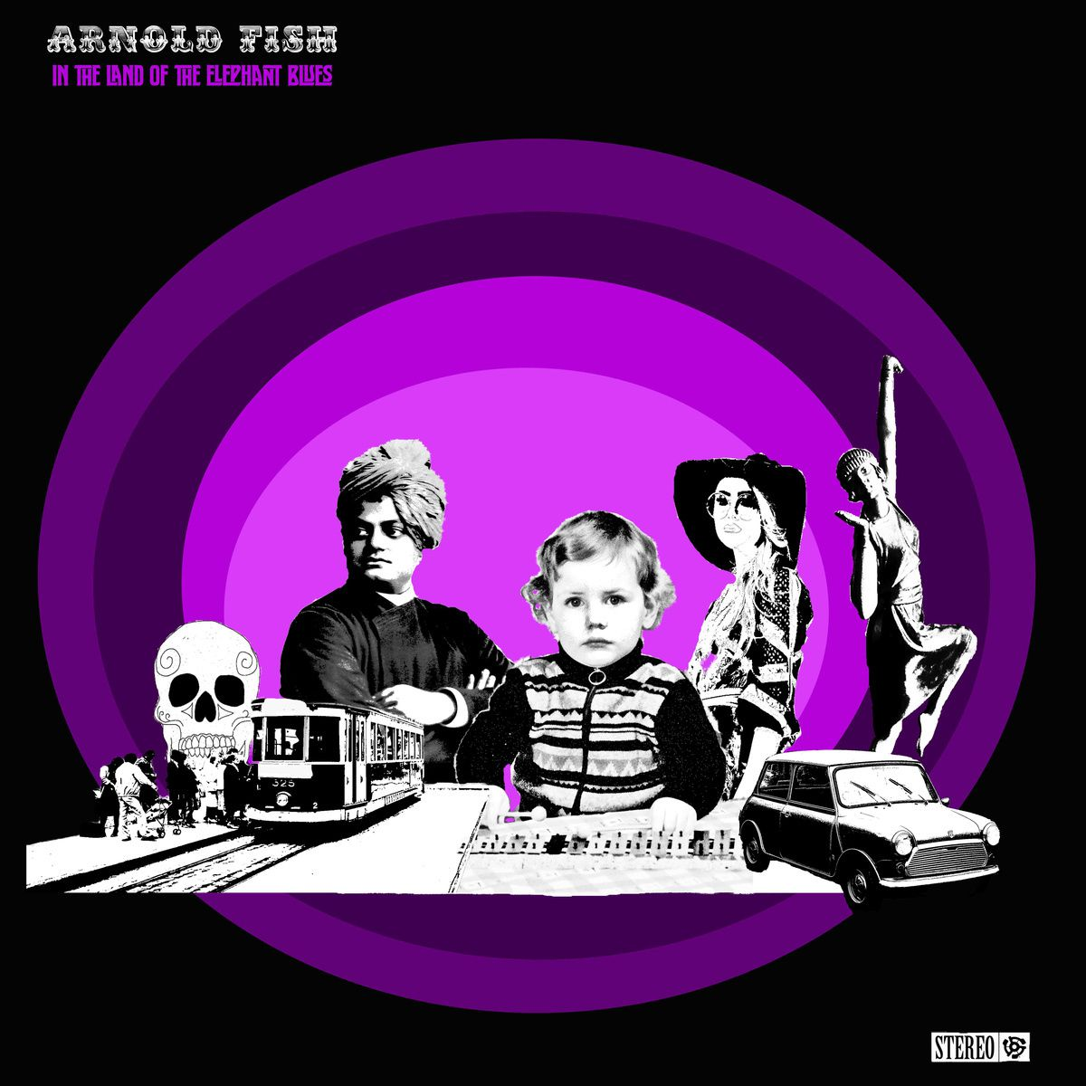 Arnold Fish In the Land of the Elephant Blues