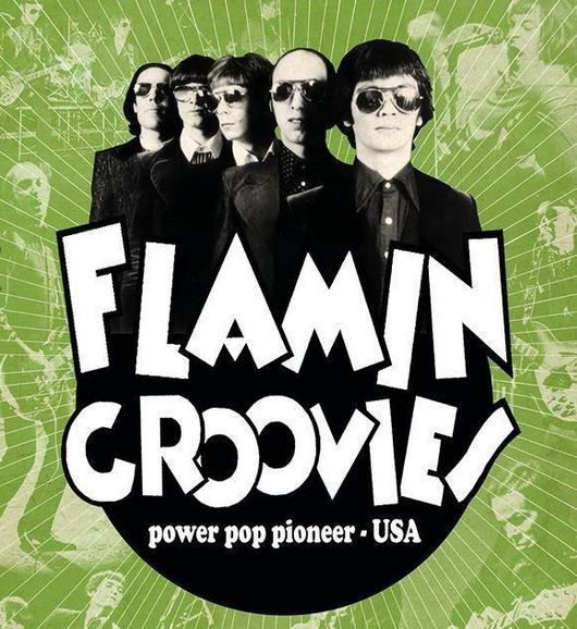 The Flamin' Groovies - Slow Death - Live