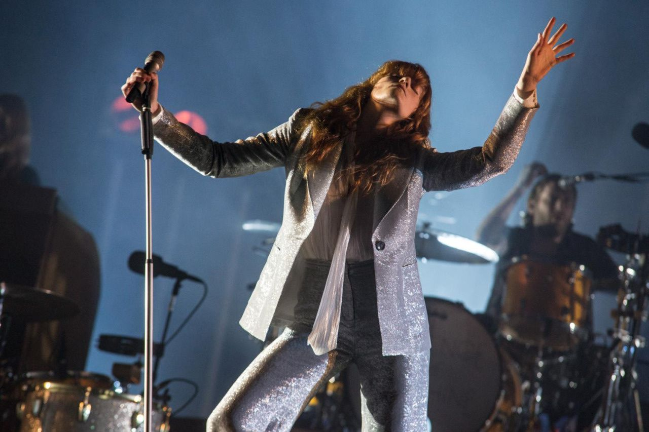 Florence And The Machine - Live Bootleg @ Glastonbury Festival, England, 26-06-2015