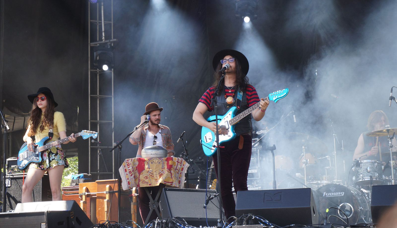 The Ghost of a Saber Tooth Tiger - Live Bootleg @ Primavera Sound Festival, Barcelona, Spain, 30-05-2015