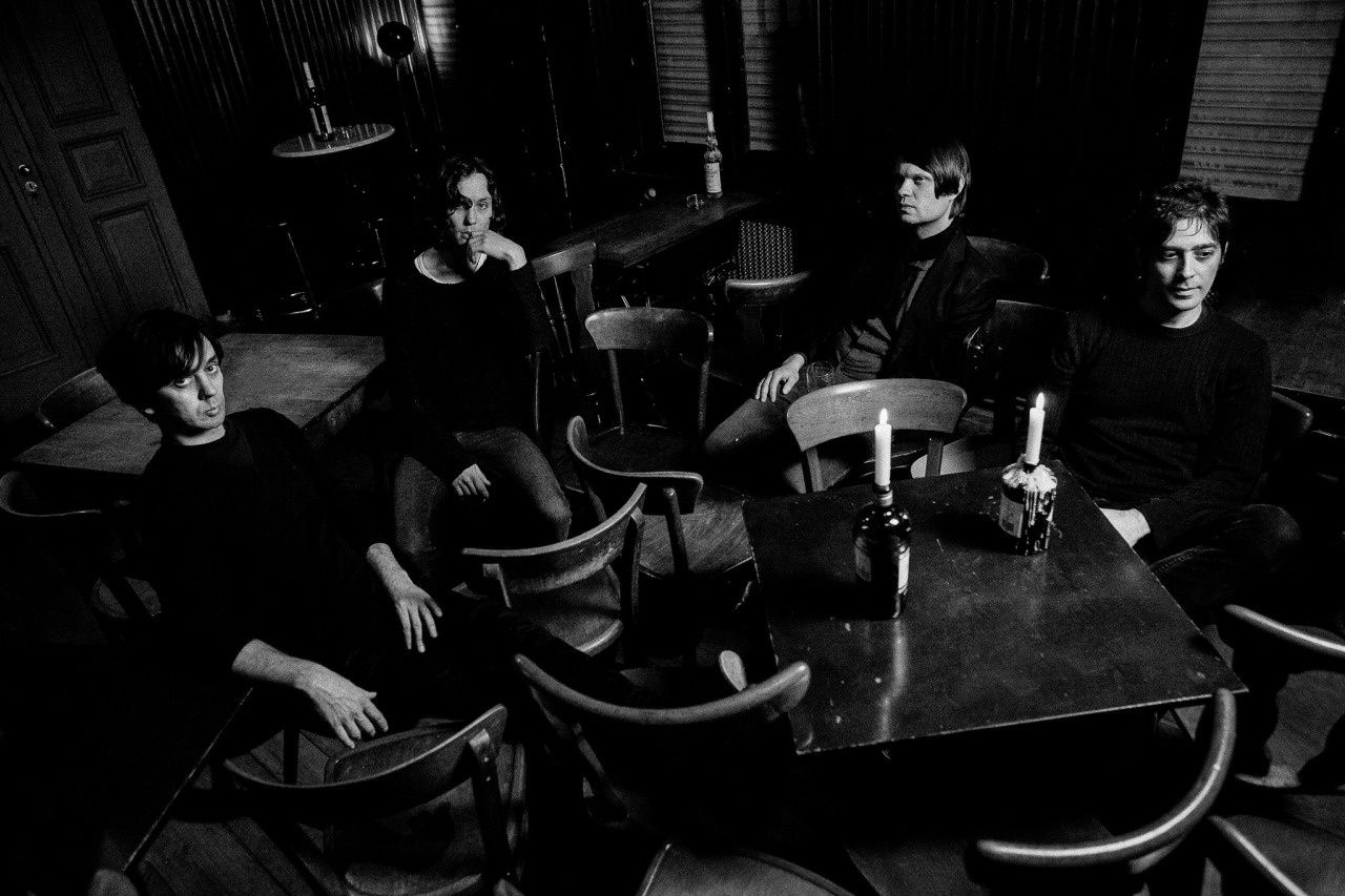 STREAM THE THIRD SOUND'S NEW ALBUM, GOSPELS OF DEGENERATION