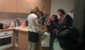 Avec les ados du Centre Social Marceau-Mulsant