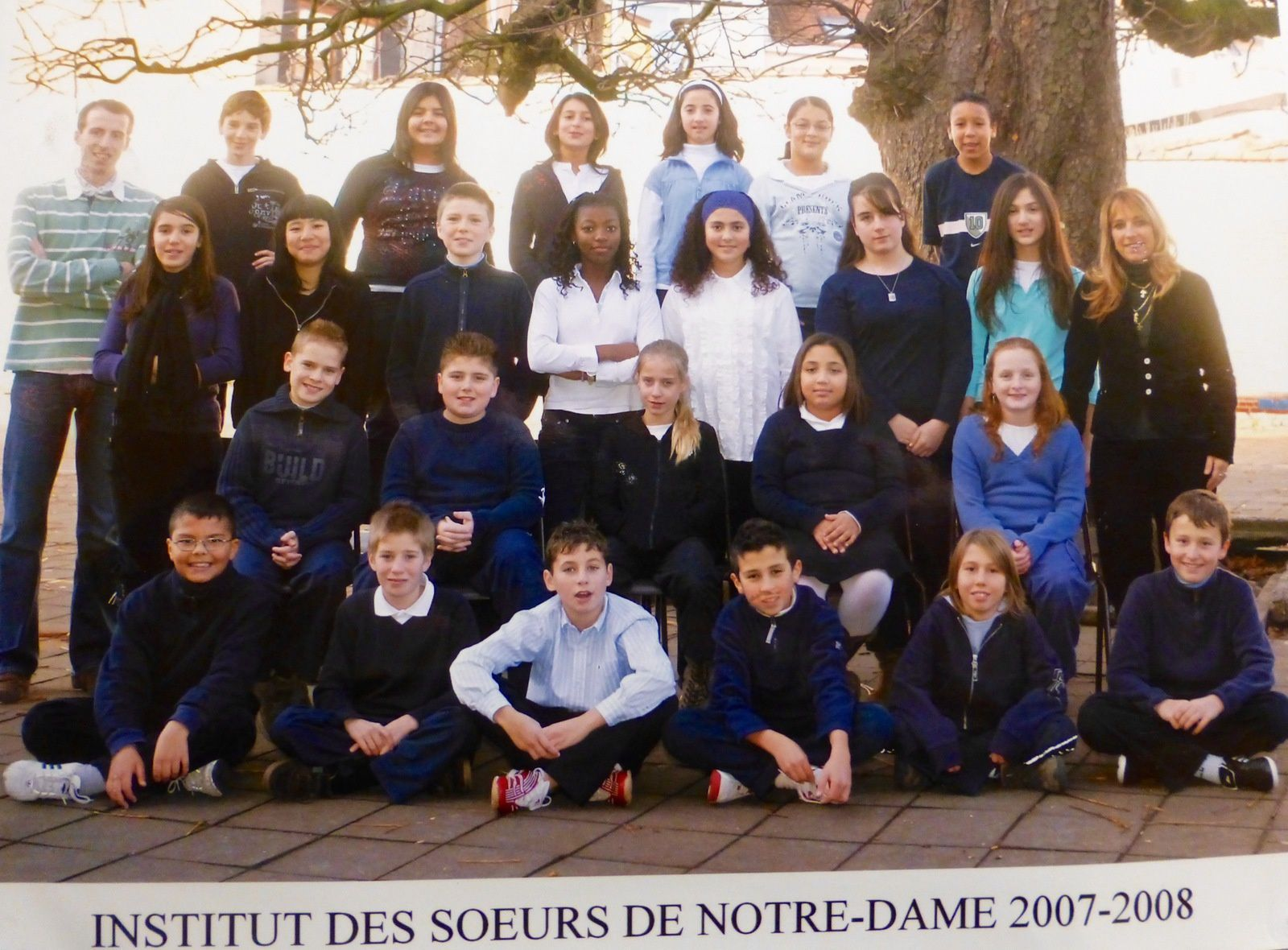 A4. Photos de classe (2005 => 2020)