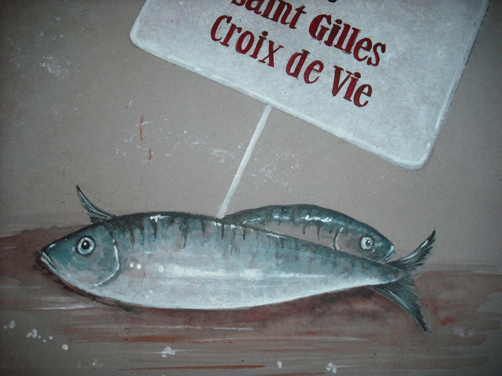 Les Sardines de Saint Gilles Croix de Vie Entre Mer et Campagne