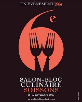 Ce Week-end, 6ème Salon du Blog à Soissons