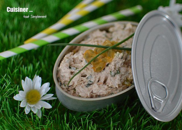 Rillettes Thon - Fruits de la Passion