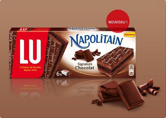 Un nouveau Napolitain ... ( Concours Inside )