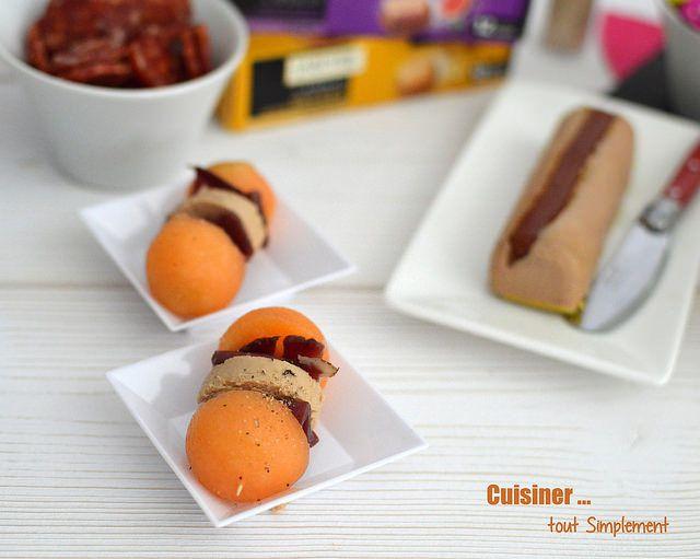 Pour un ap ro tout en couleur cuisiner tout - Cuisiner un foie gras congele ...