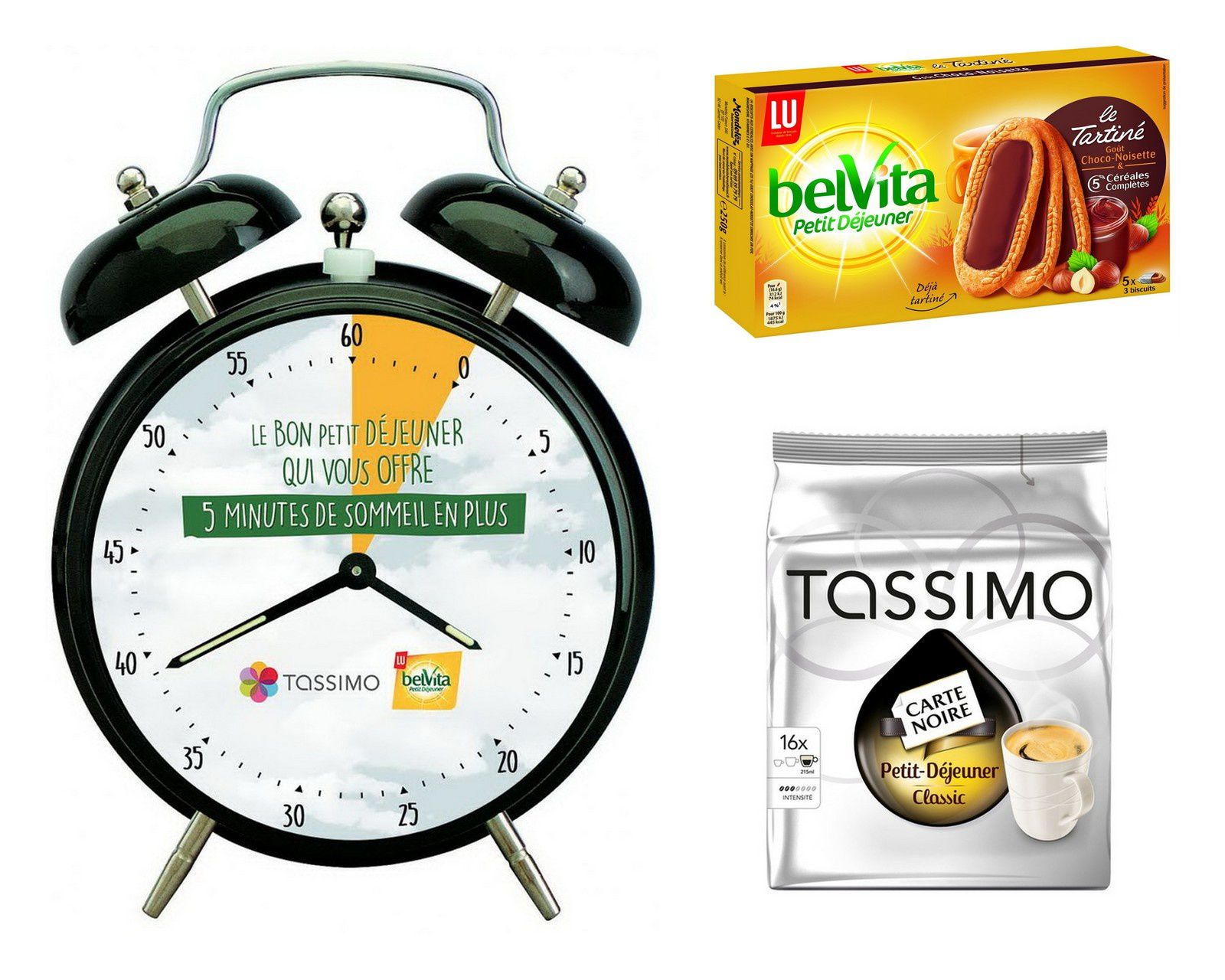 [Concours Inside] Tassimo et Belvita vous offrent 5 minutes de sommeil ...