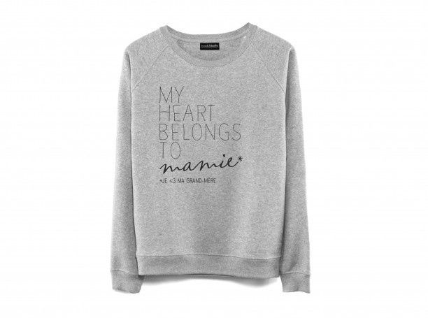 [ Concours Inside ] My heart belongs to Mamie ...