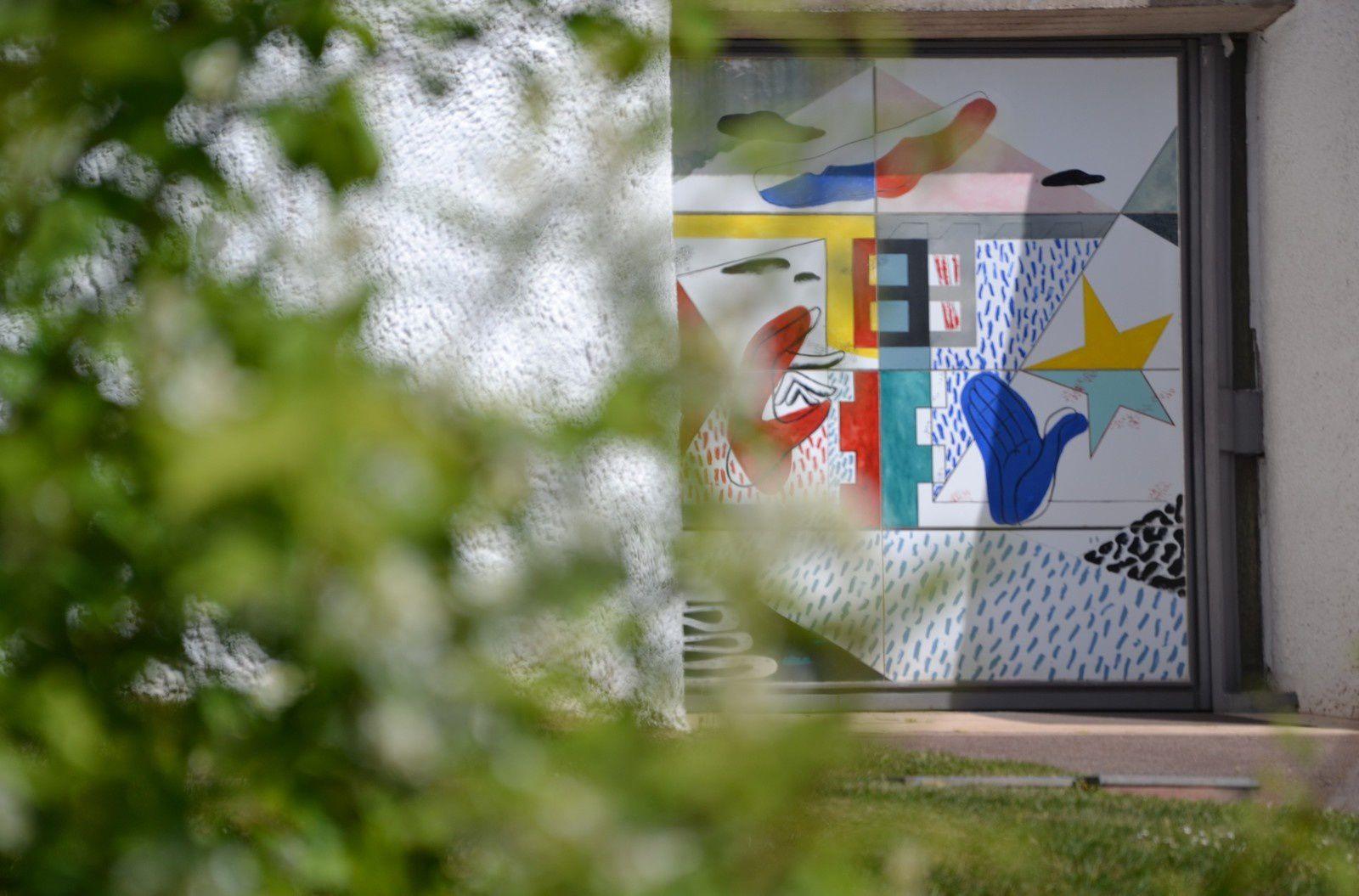 Pâques chez Le Corbusier - Ronchamp
