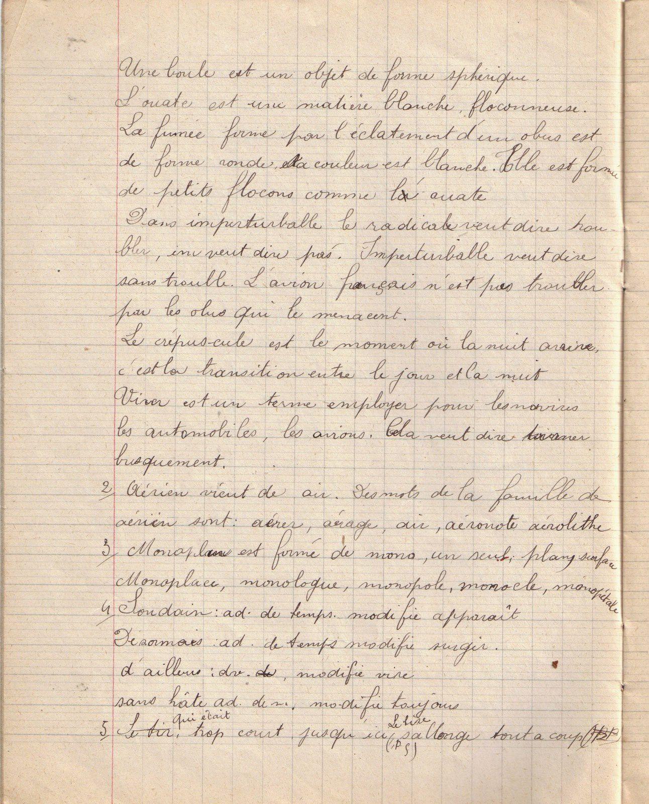 La guerre à l'école - 1917 - 9