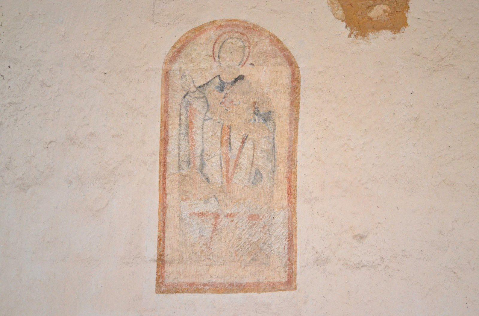 L'église romane de Grandecourt - Haute-Saône
