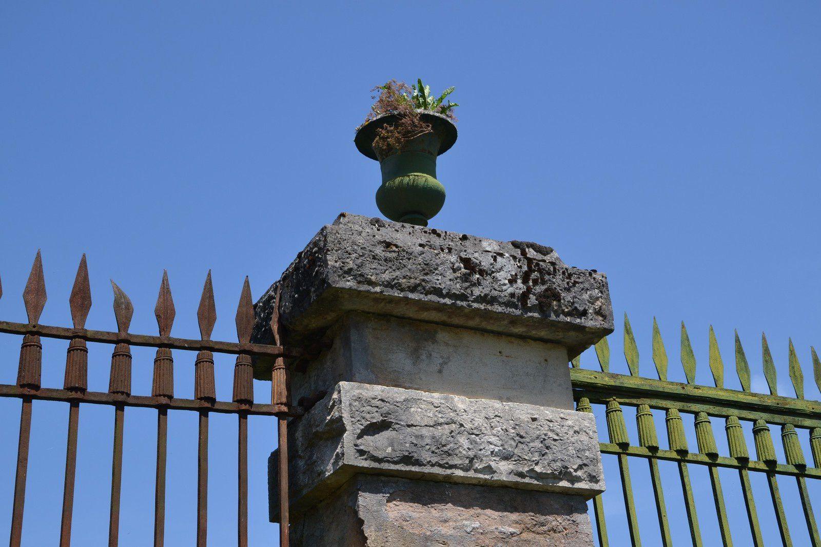 Baignes - Les anciennes forges
