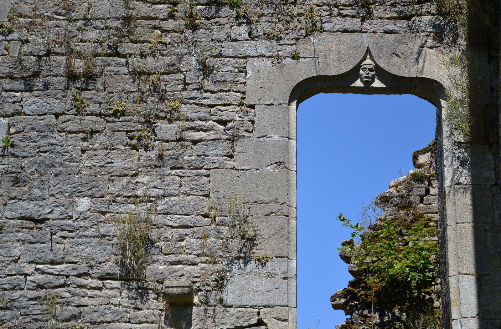 Le château d'Oricourt - détails