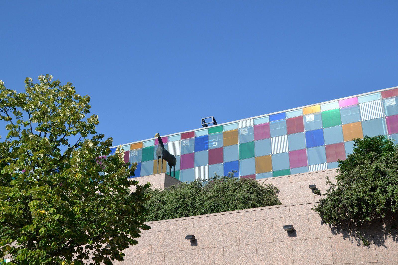 Le musée d'art moderne de Strasbourg