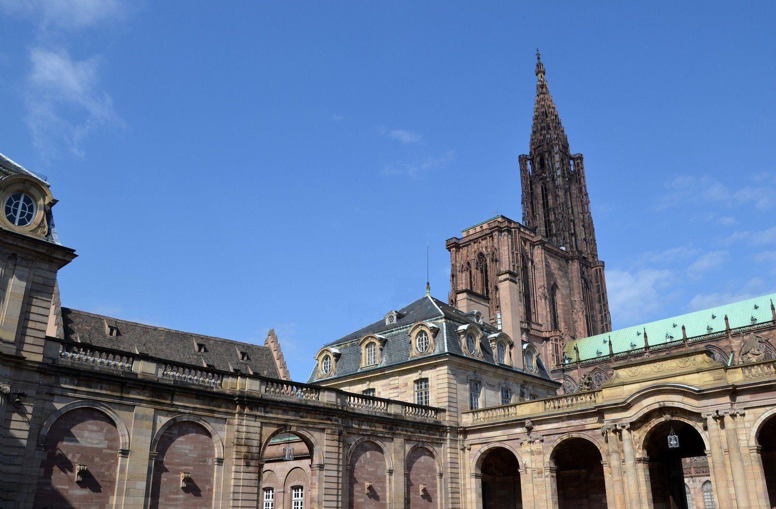 Strasbourg - 1 -