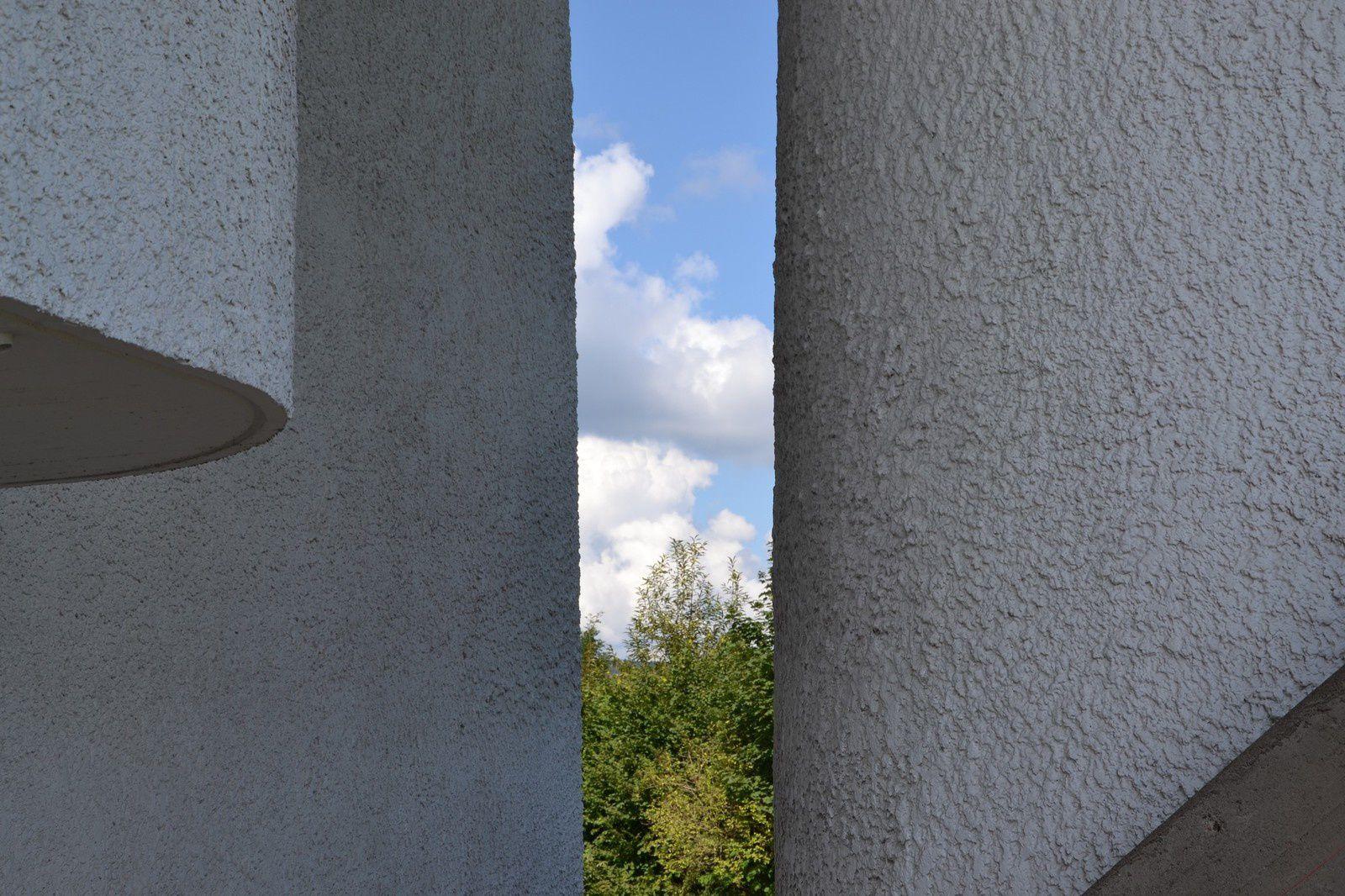 Fin d'été chez Le Corbusier - Ronchamp