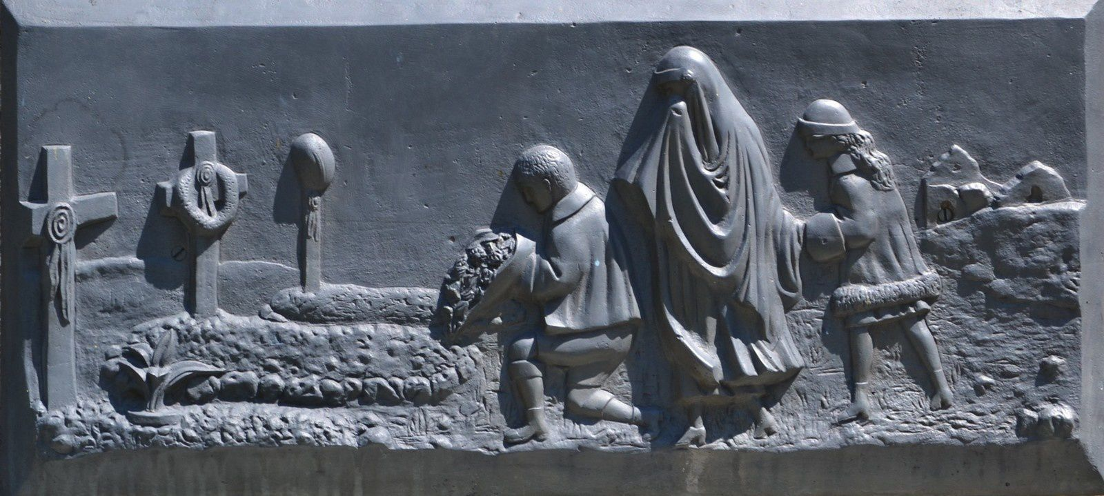 Monument aux morts d'Auxelles-Haut (Territoire de Belfort)