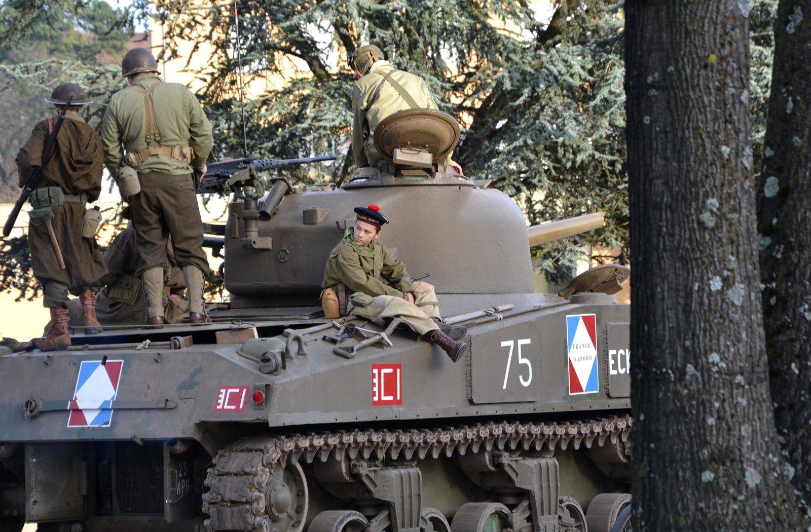 La Libération de Belfort - 22 novembre 2014