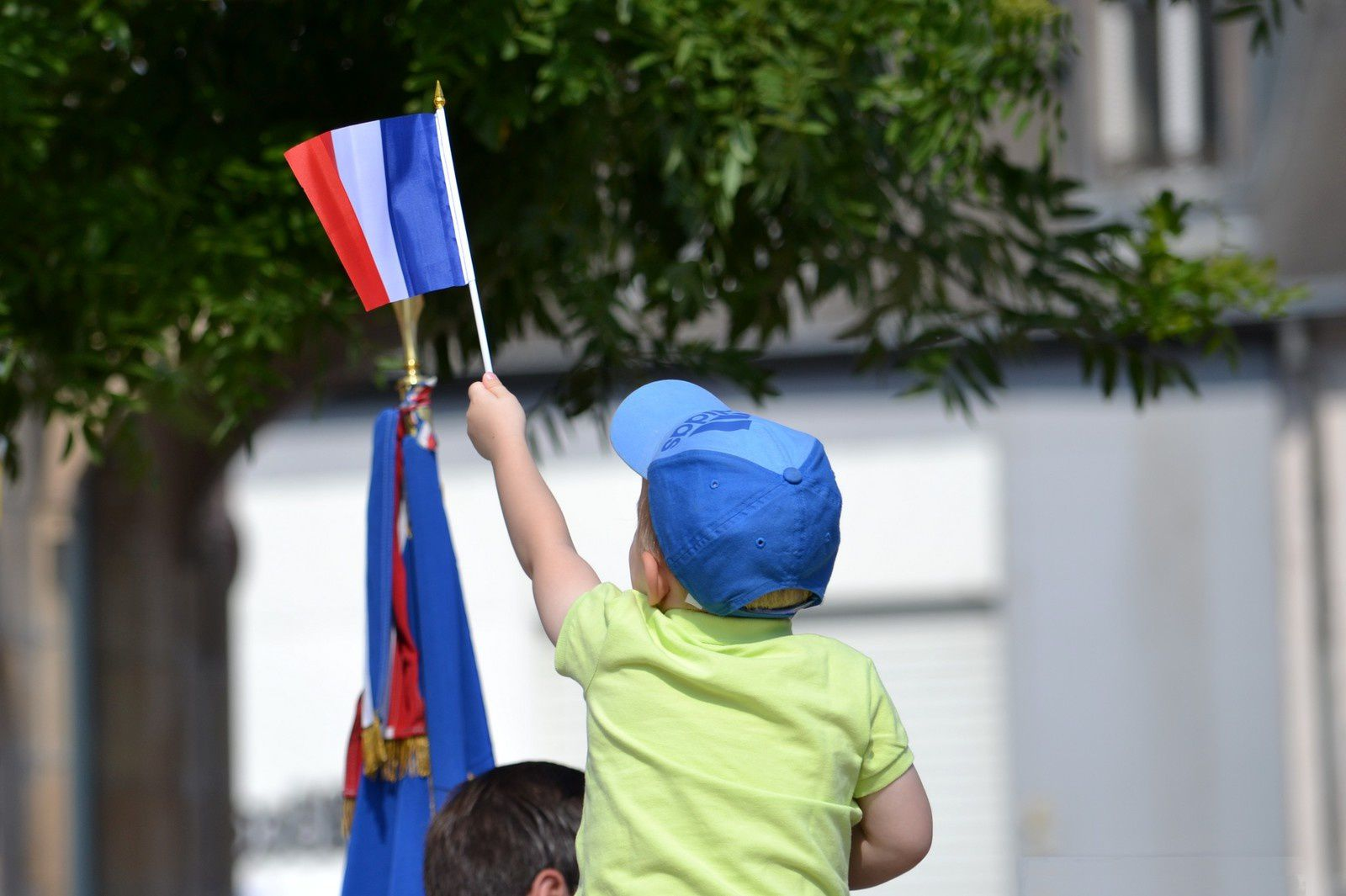 Fête nationale à Belfort