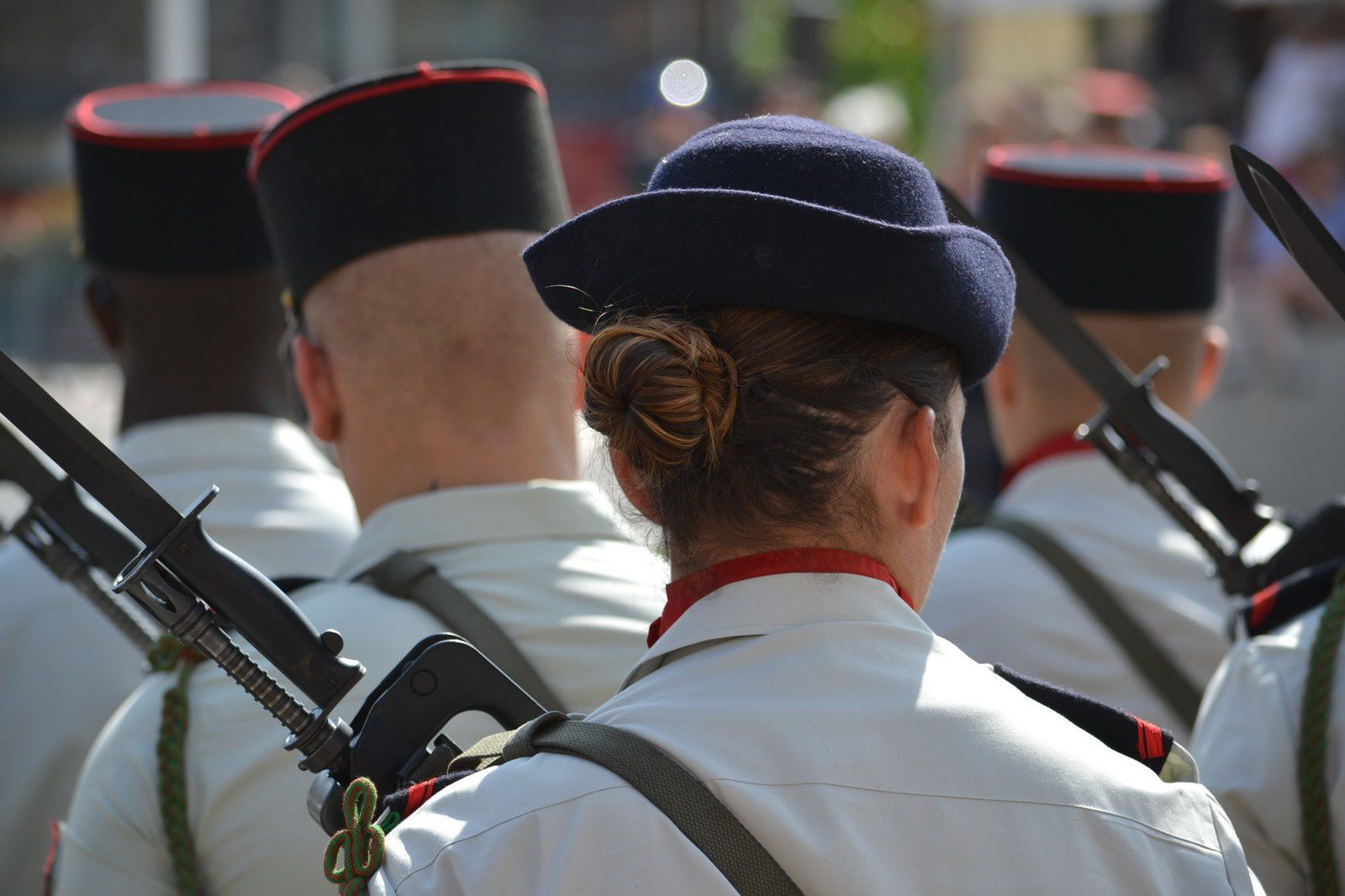 Fête nationale à Belfort