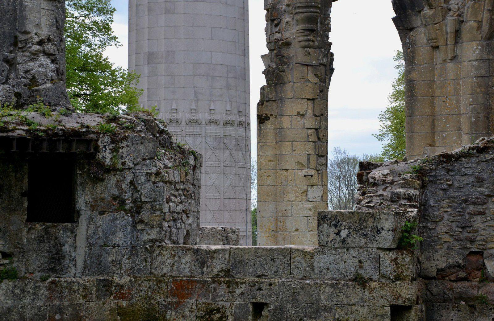 Le monument de Montfaucon d'Argonne