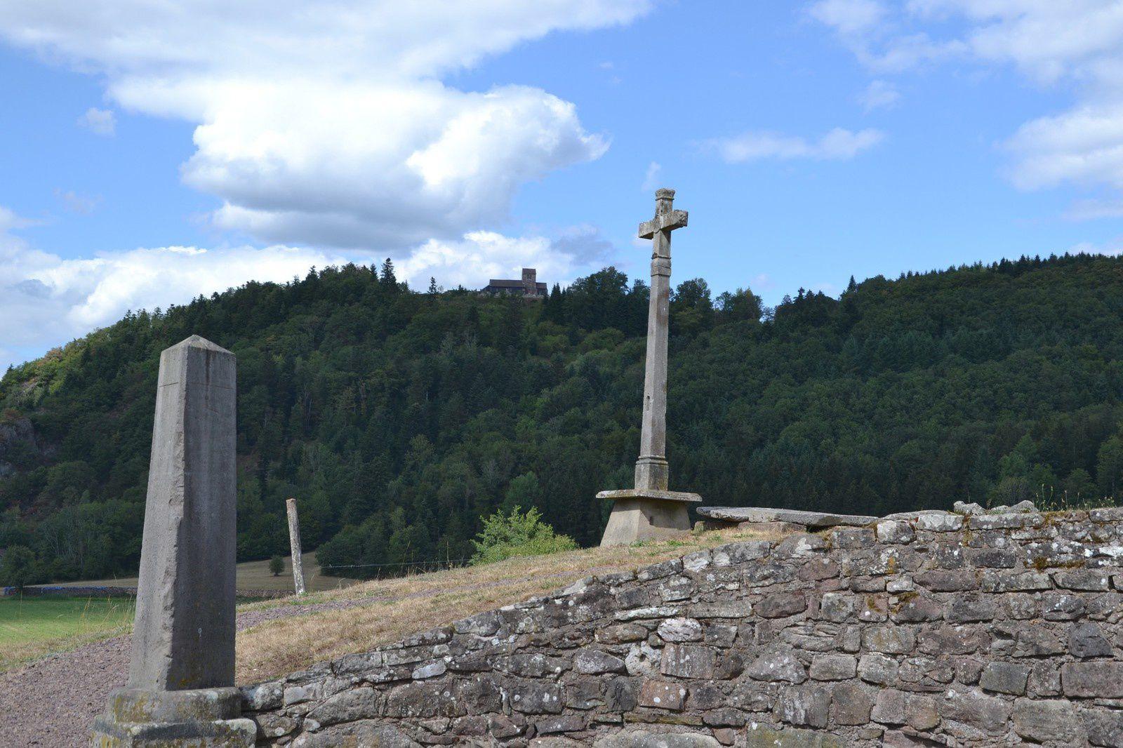 Saint-Colomban à Annegray (Haute-Saône)