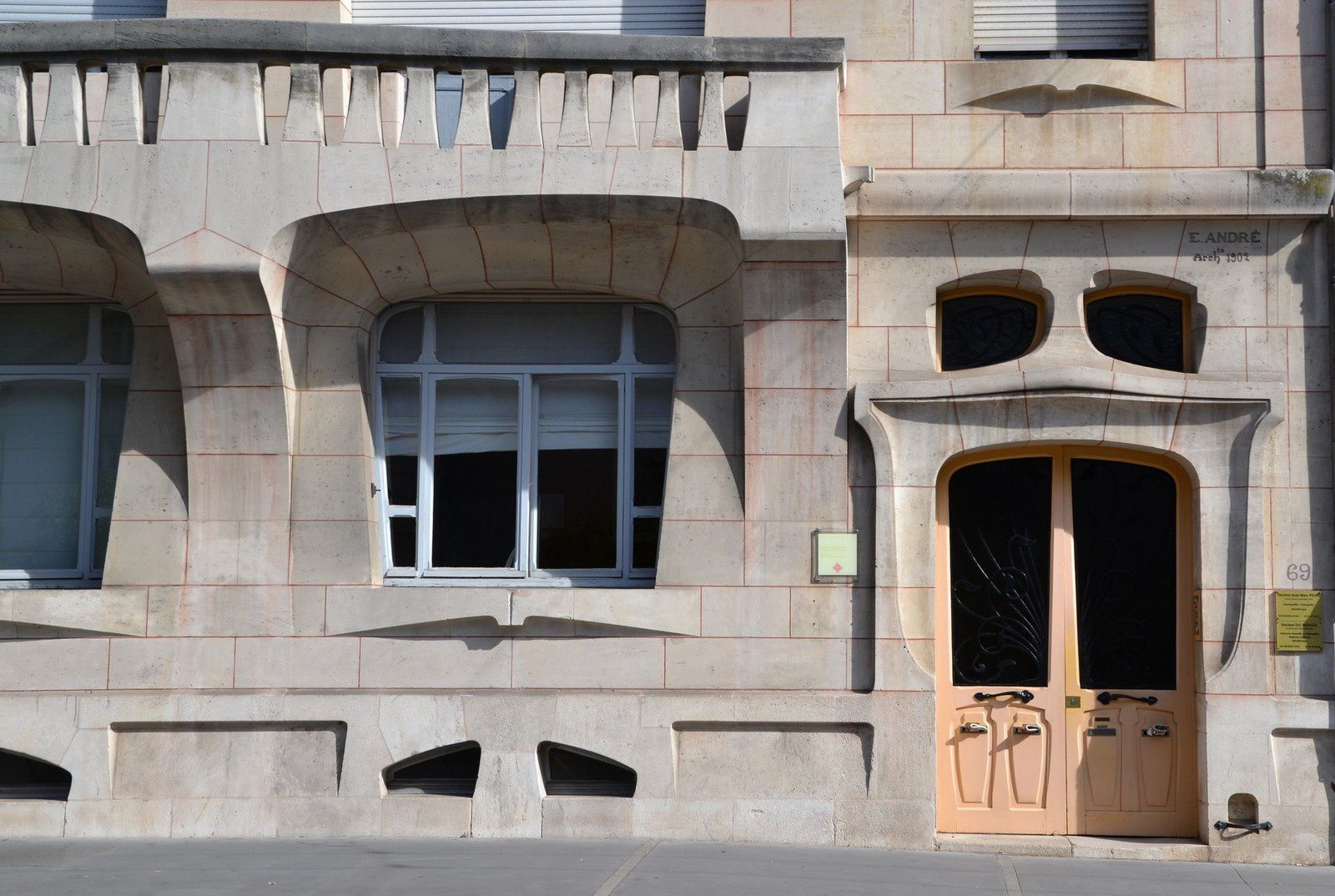 Art nouveau à Nancy