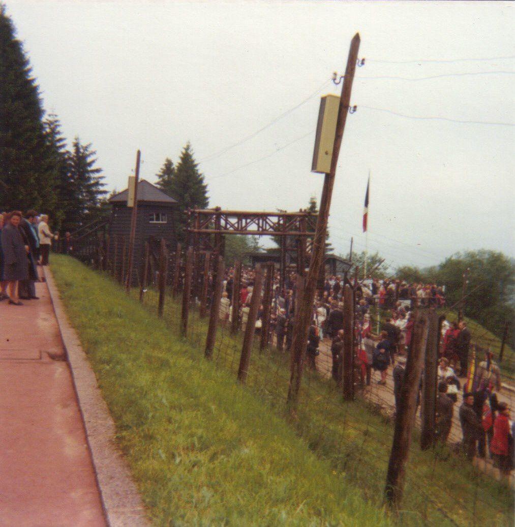 Le Struthof - pèlerinage