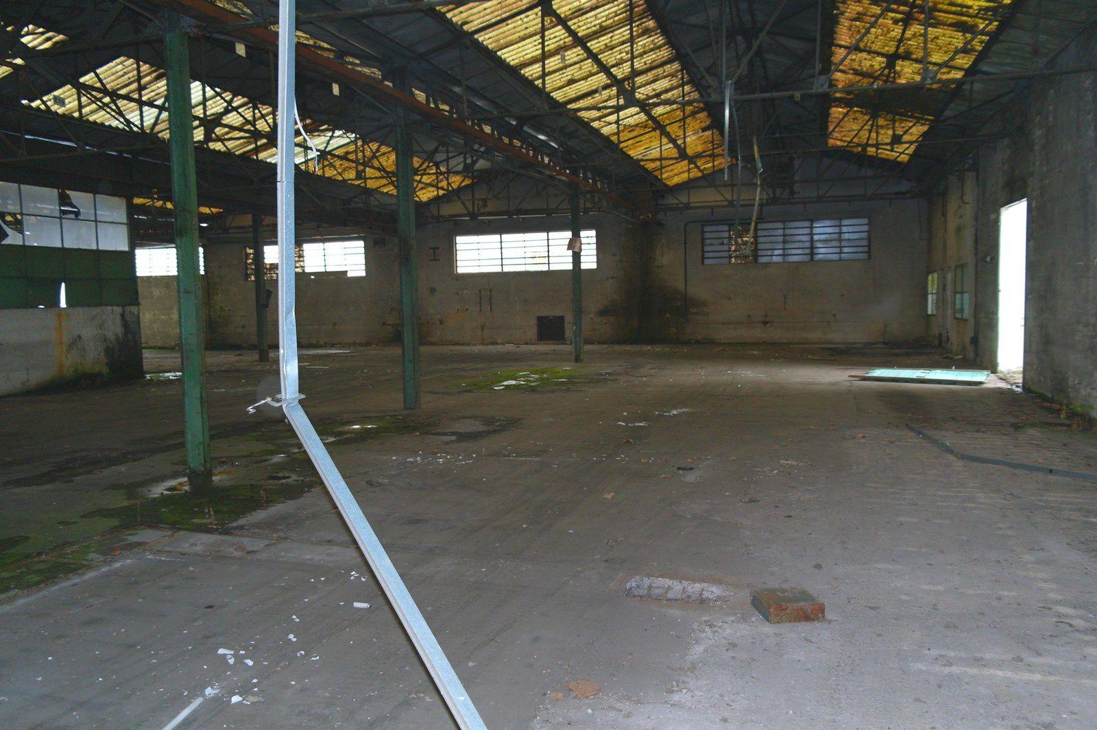 Friche industrielle - Ronchamp (70)