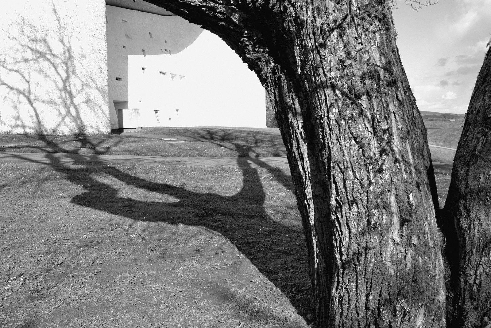Notre-Dame du Haut - Le Corbusier