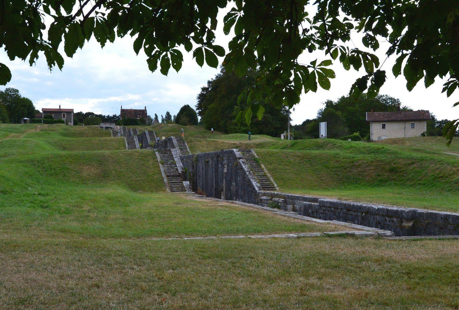 Les 7 écluses - Yonne