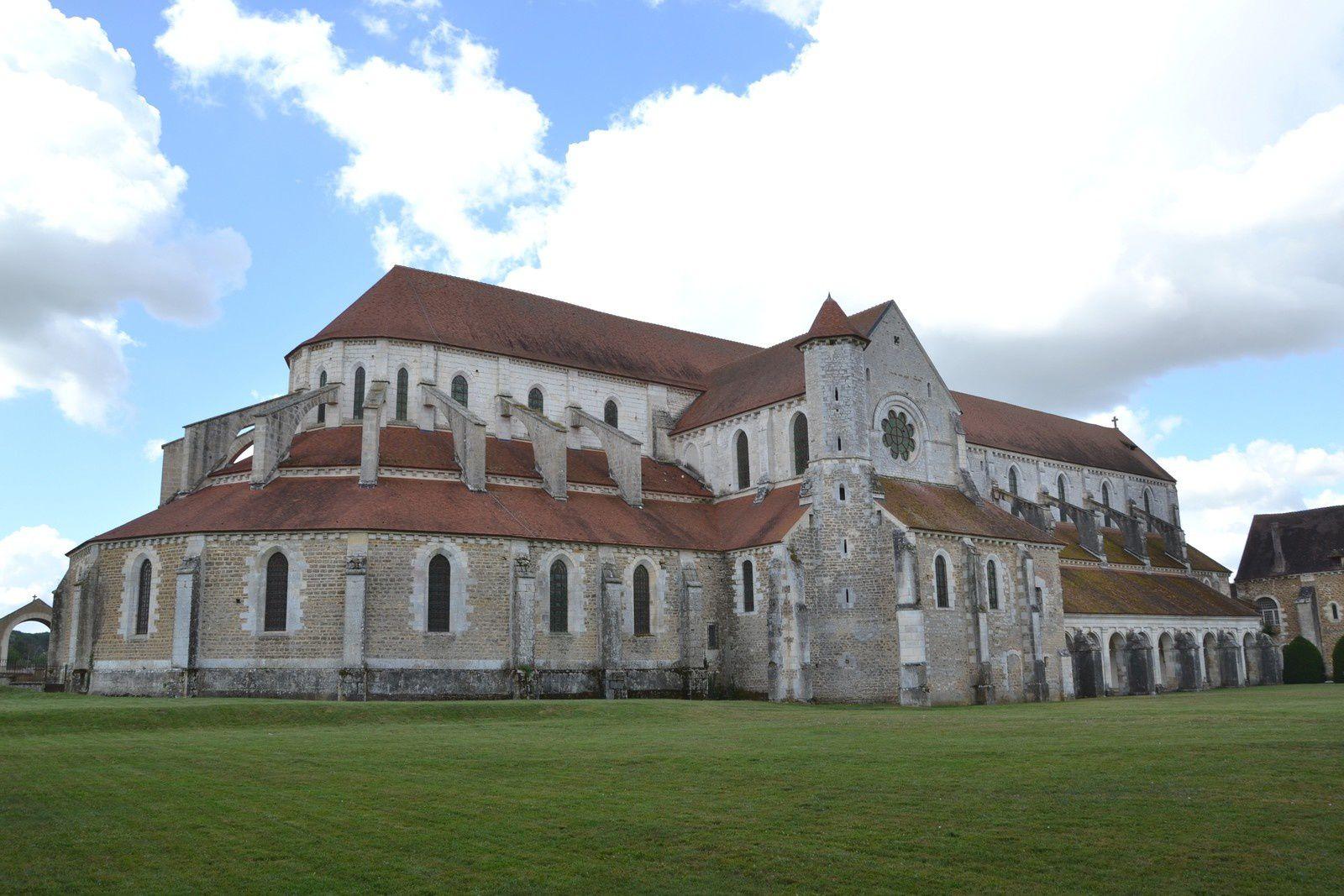 L'abbaye de Pontigny - Yonne