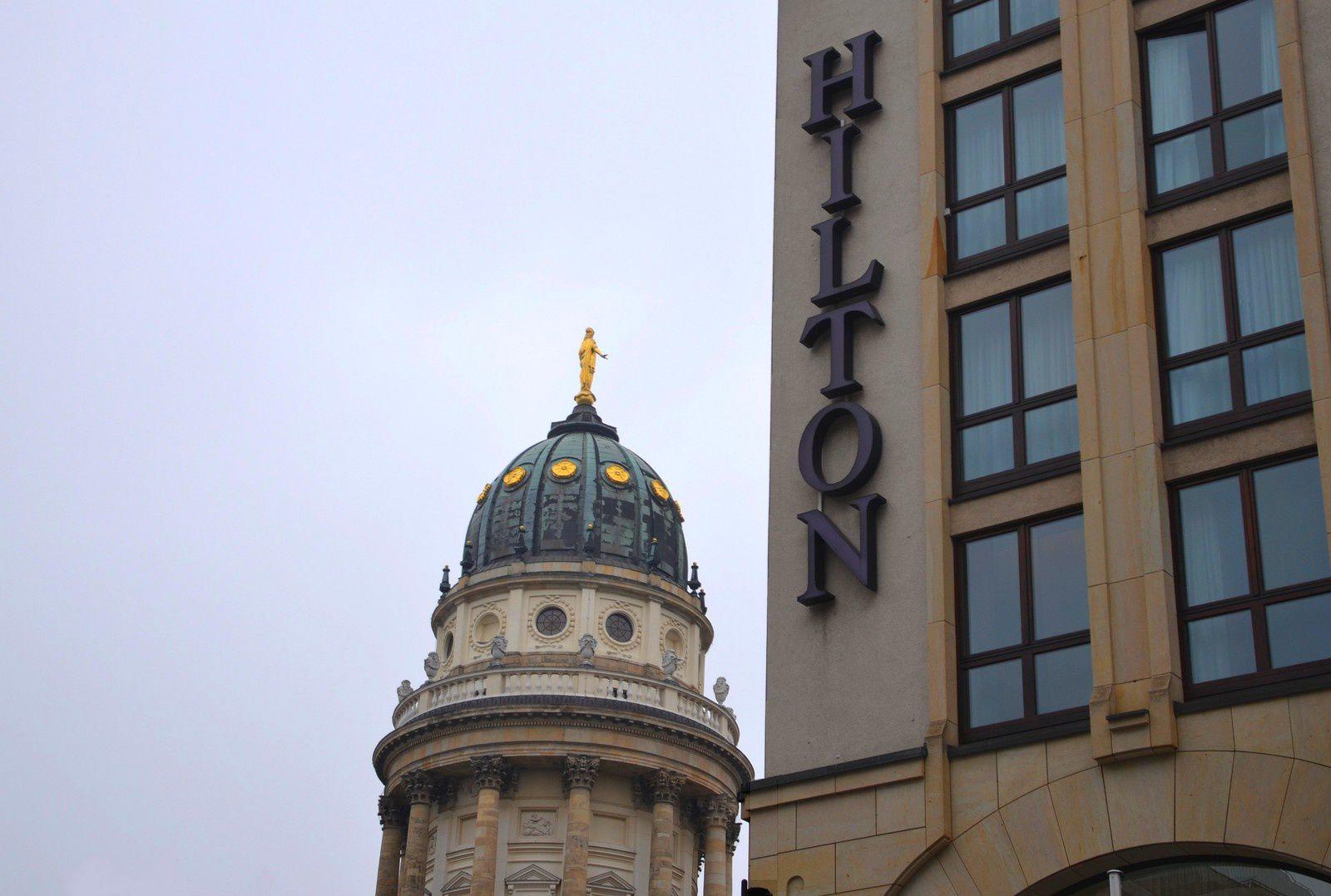 Berlin - La Gendarmenmarkt