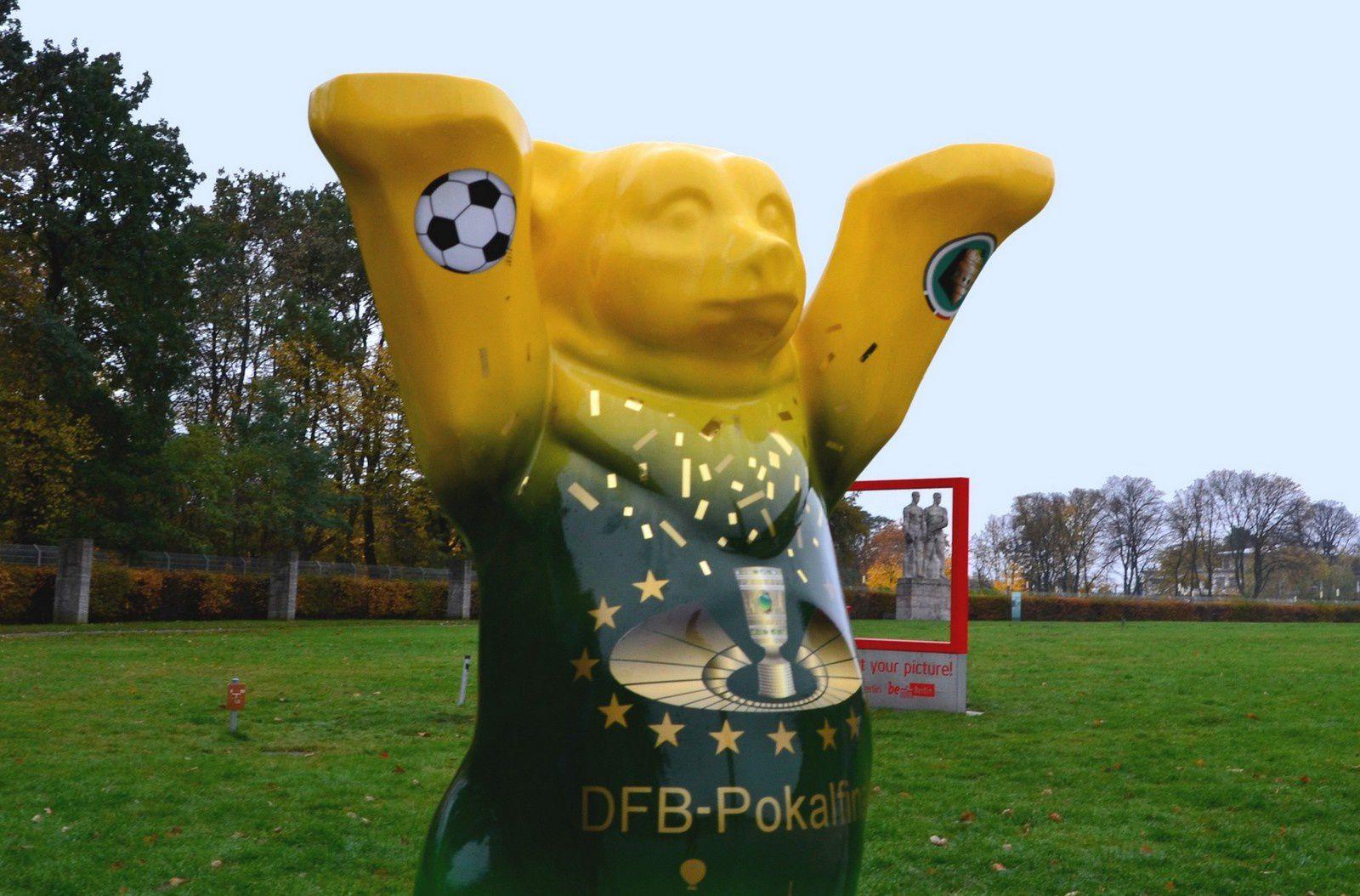 Berlin - Le stade olympique