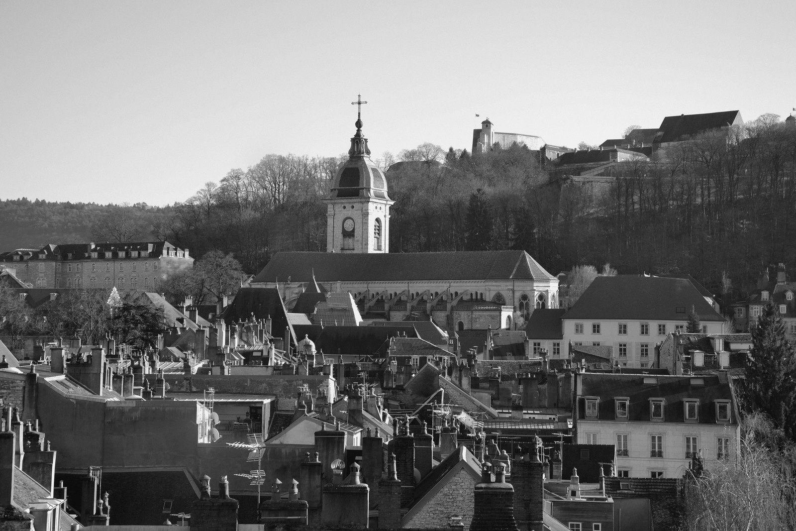 Besançon - panoramas