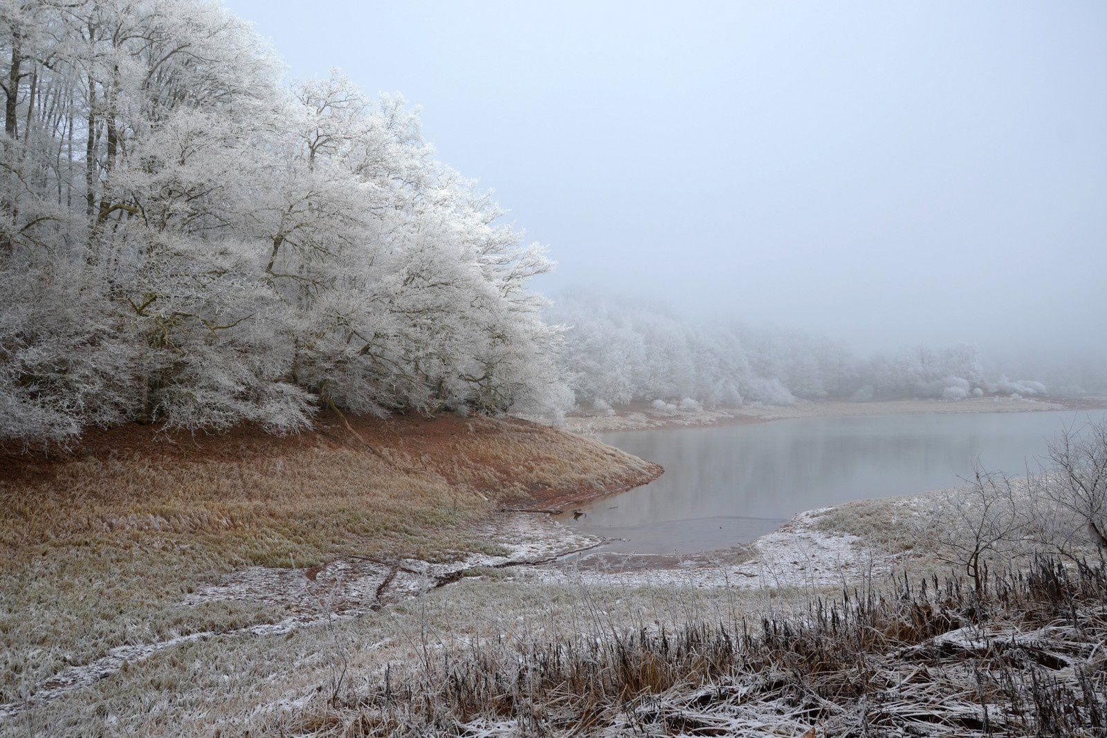Givre - Champagney