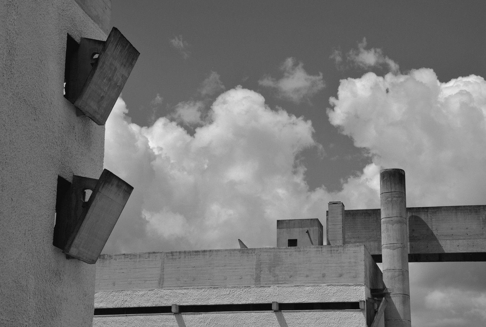 Le couvent de la Tourette - Rhône