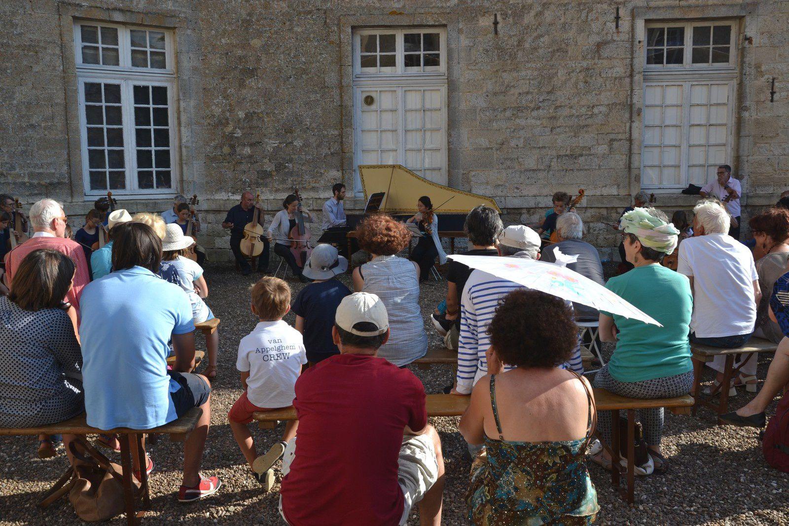 Château de Ray-sur-Saône - concerts
