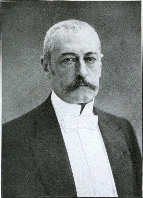 Pierre Waldeck-Rousseau, ministre de l'Intérieur instigateur de la loi sur les syndicats professionnels.