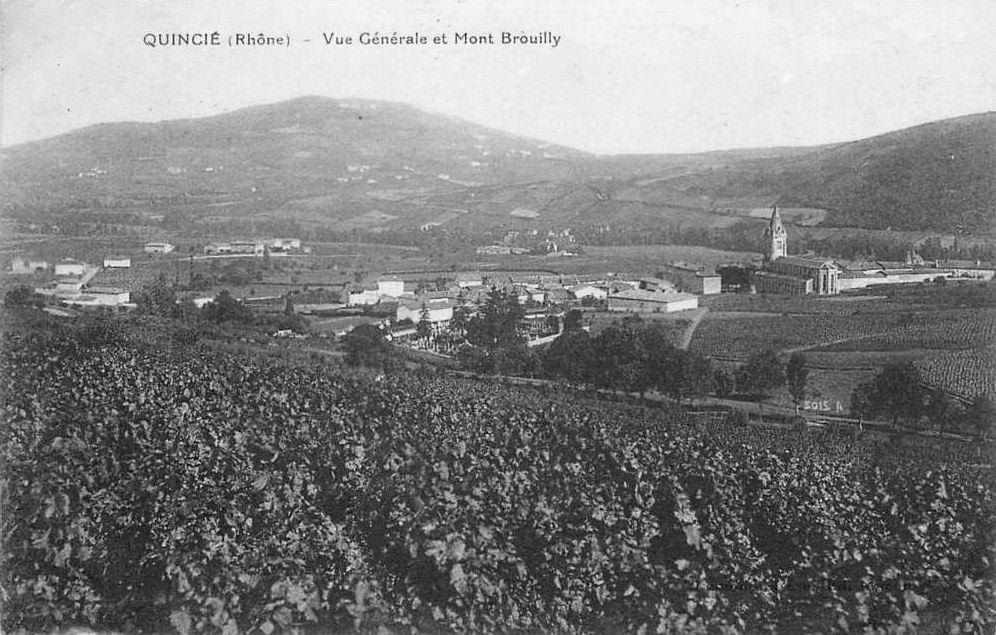 (Photos) Quincié-en-Beaujolais, Marchampt en images
